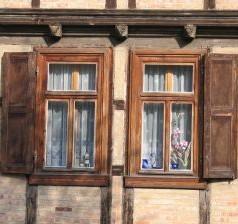 Cudne okiennice