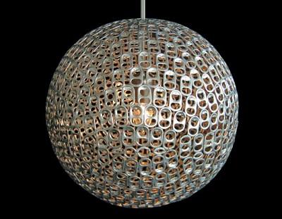 lampa z zawleczek