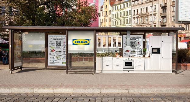 Kuchnia na przystanku? Ikea znów zaskakuje!