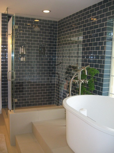 Słów kilka o prysznicu
