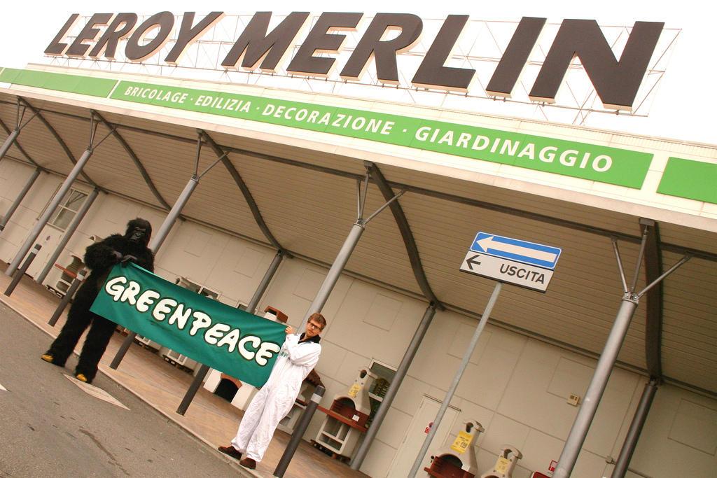 Fenomen nazwy Leroy Merlin