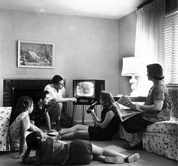 Wspólne oglądanie TV
