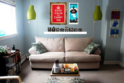 10 rzeczy bez których Twój salon nie będzie wyglądał dobrze