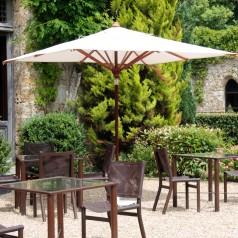 Na co zwrócić uwagę, wybierając parasole ogrodowe i tarasowe
