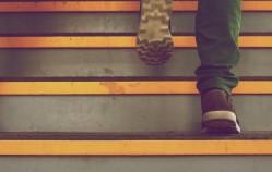 Jak zabezpieczać schody?