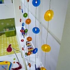 Odpowiednie oświetlenie pokoju dziecka