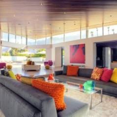 Kolorowe mieszkanie optymisty