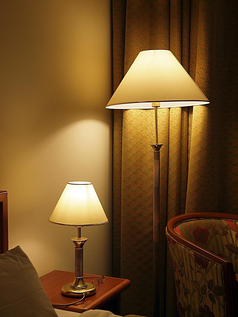 Dobrze oświetlone mieszkanie