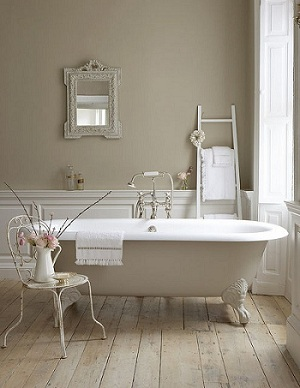 Własny salon kąpielowy